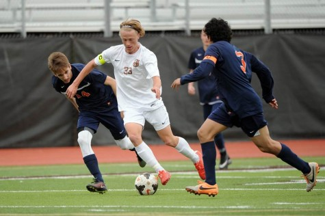 Boys Soccer Prepares For Upcoming Season