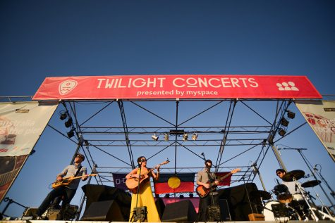 Twilight Concerts enlighten students summers