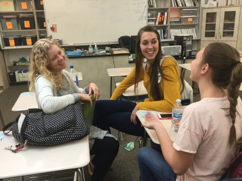 German Club Allows Students to Learn a Foreign Language
