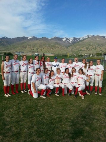Softball Team Plays in Charity Event for Leukemia
