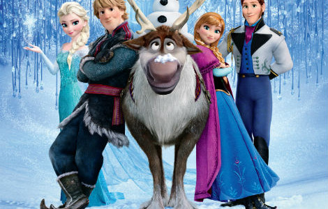 """Frozen"" an atypical princess film"