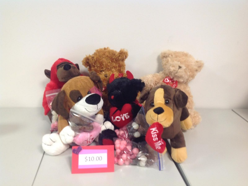 Key Club raises money for Operation Smile by selling Valentines