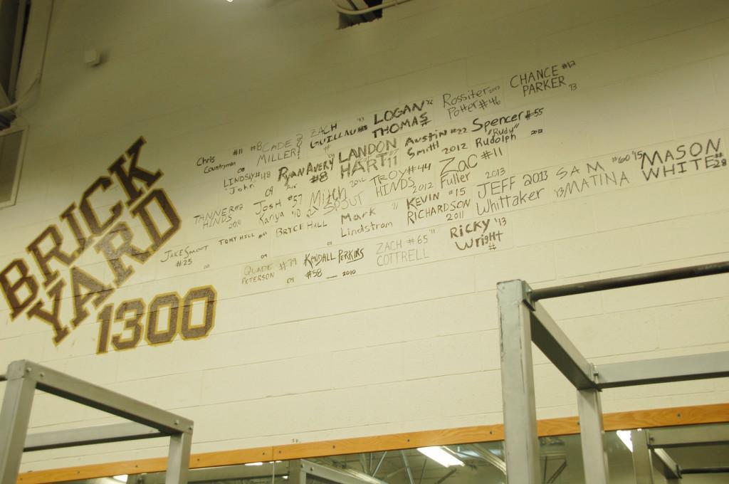 Elite athletes strive to complete The Brickyard Challenge