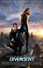 Fans rush to theaters to view Dystopian thriller Divergent