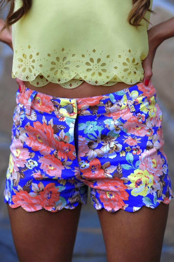 Summer Fashion Coming About