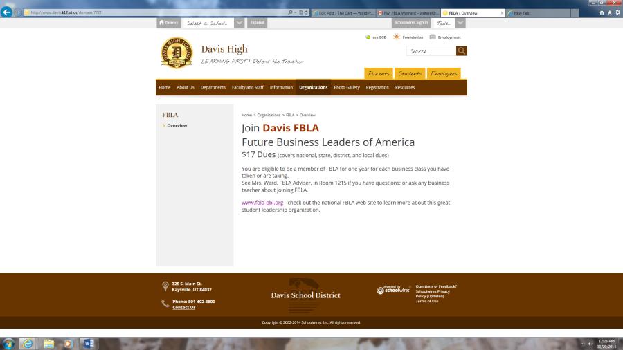FBLA+competes+at+region
