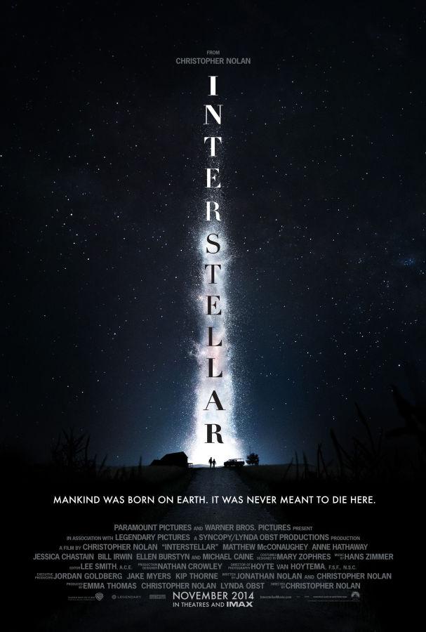 Interstellar-+Christopher+Nolan%27s+newest+hit