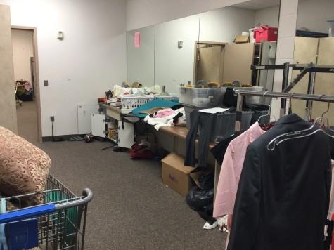 Drama Prep Room
