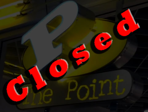 The Point closes for second semester or longer