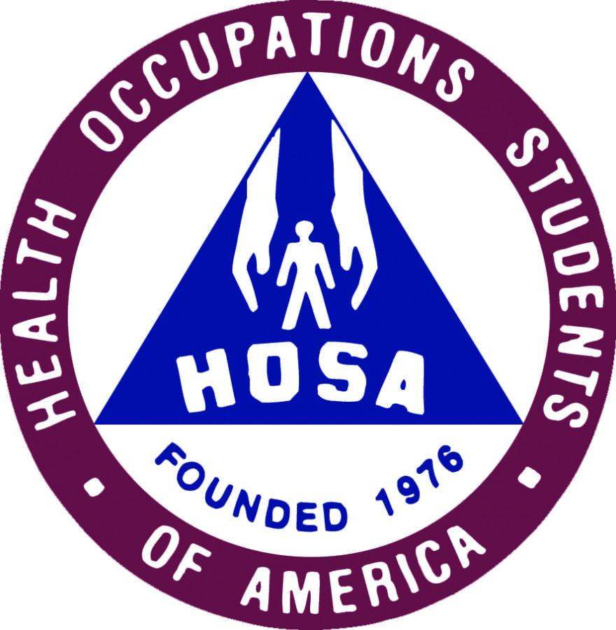 HOSA+hosts+Blood+Drive