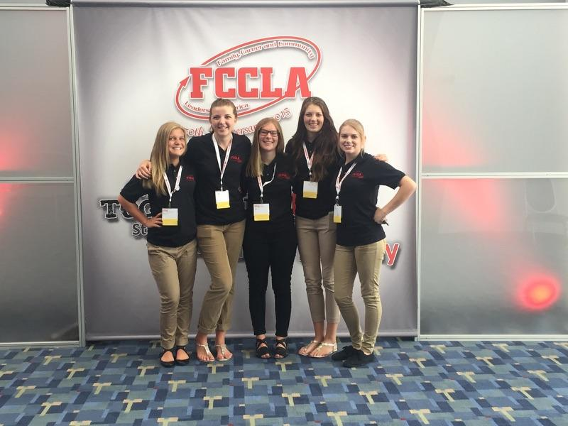 FCCLA provides service to the community