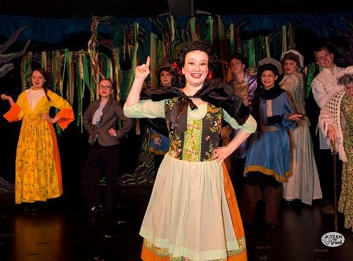 Into The Woods inspires cancer patients