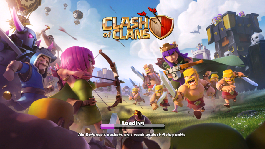 Darts+Brawl+For+Clash+of+Clans+Club