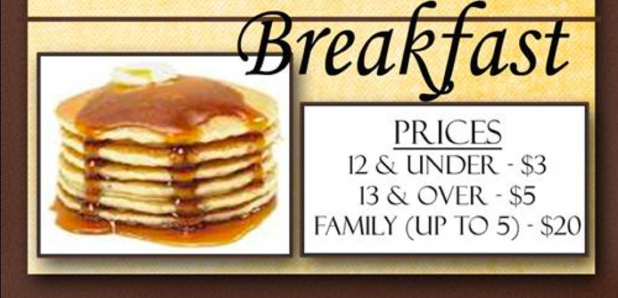 Breakfast+Fundraiser+Helps+Sports+Teams+Earn+Money