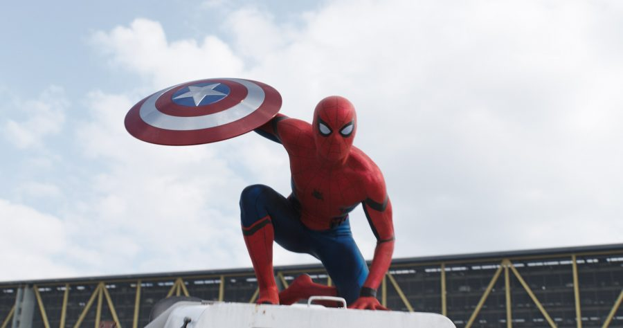 Marvel%27s+Captain+America%3A+Civil+War%0A%0ASpider-Man%2FPeter+Parker+%28Tom+Holland%29%0A%0APhoto+Credit%3A+Film+Frame%0A%0A%C2%A9+Marvel+2016