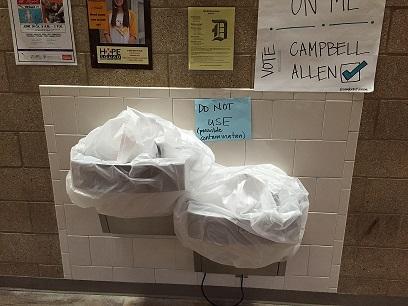 Contamination Affects Davis High