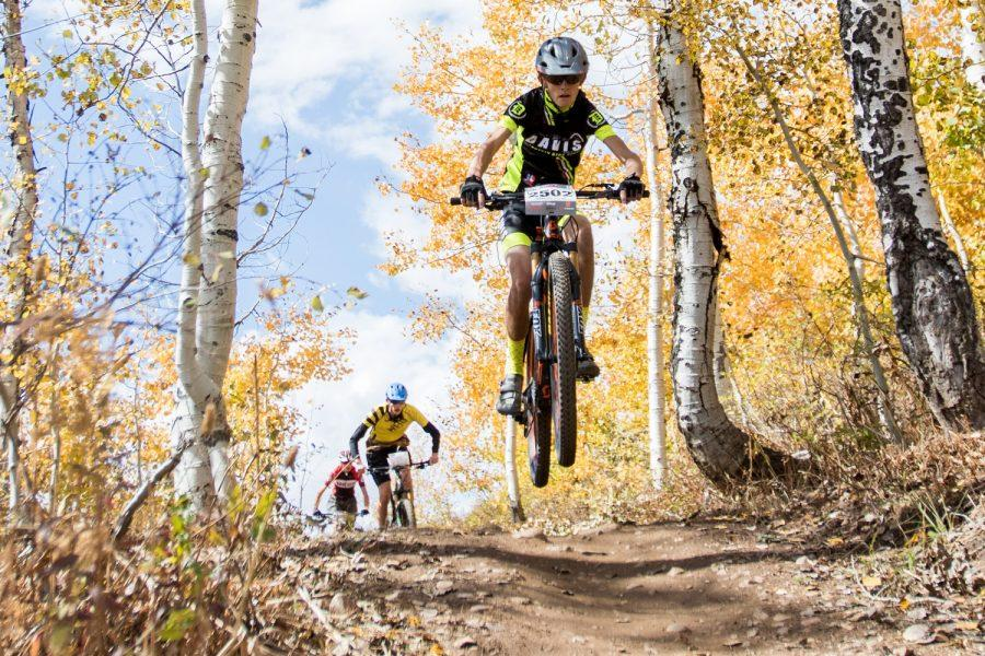 Less practices, people and fun: How Covid has affected the Davis Mountain-Bike team