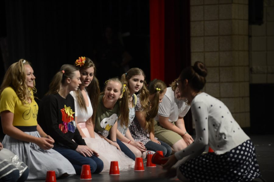 Advanced+Theater+Prepares+for+Spring+Play