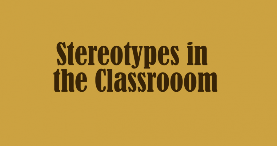 Stereotypes+in+the+Classroom