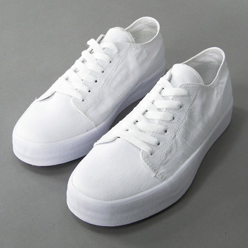 White Shoes Trend Steps Into Students Lives