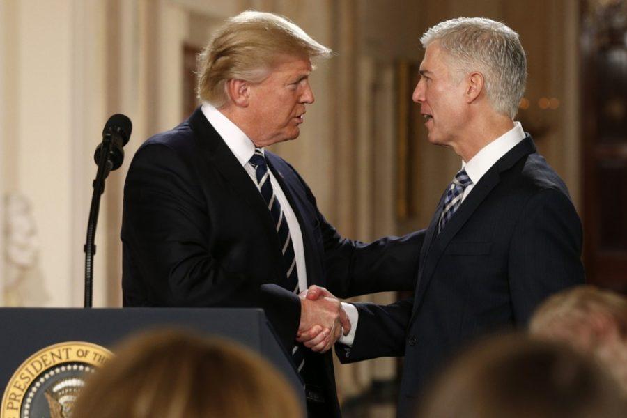 Trump+Nominates+new+Supreme+Court+Justice