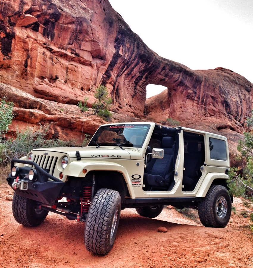 Jeep Drivers Belong to Exclusive Club