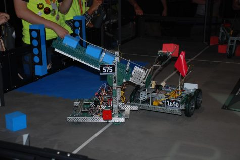 Robotics Club Uses Technology To Succeed