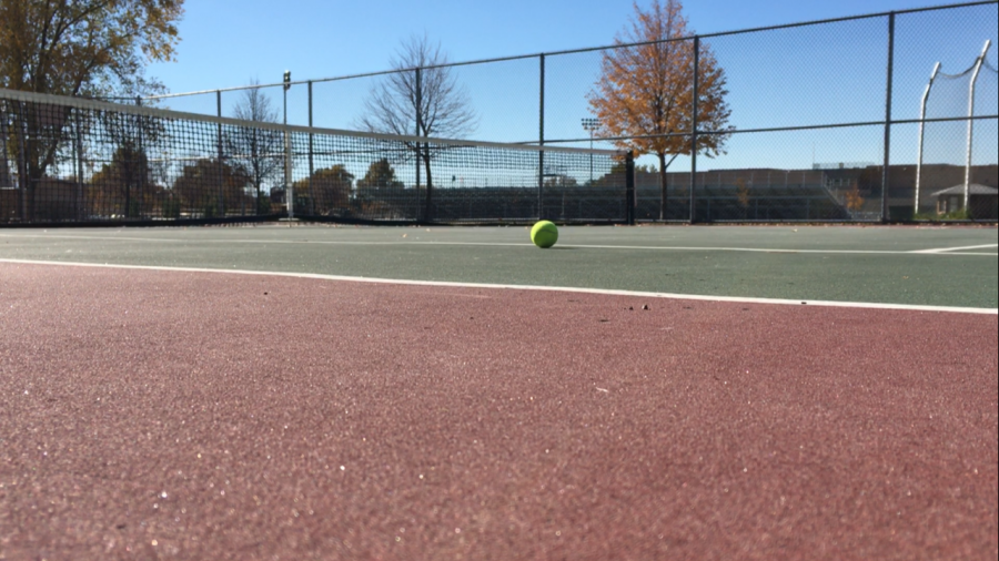 Girls+Tennis+Reflects+On+Season
