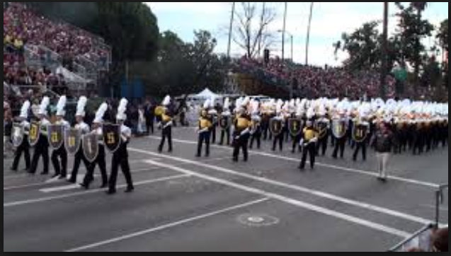 Davis High School Marching Band