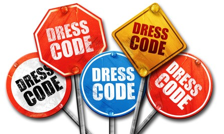 Challenging the dress code