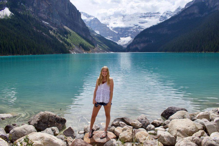 Athlete Spotlight: Erika Wisden
