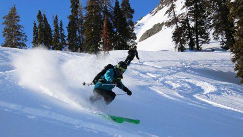 Best skiing in Utah