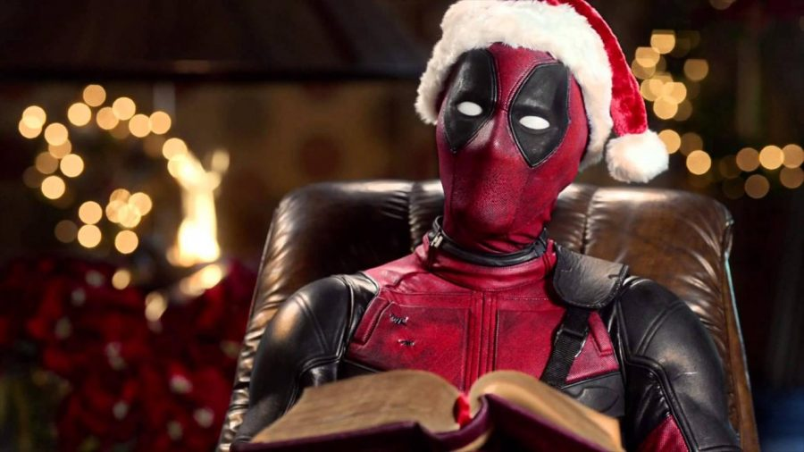 Deadpool 2 is getting a PG-13 holly, jolly re-release in one of the weirdest pieces of movie news in recent memory