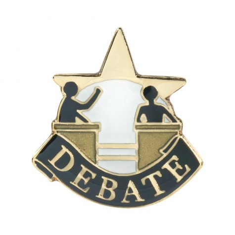 This Friday's Debate tournament