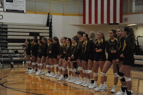 Women's volleyball, the road to state