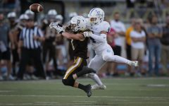 Davis football can't recover from Lone Peak's fast start
