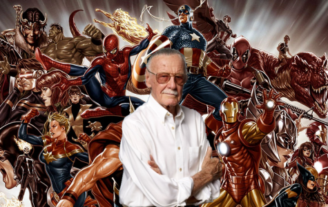 A Tribute to the Man Who Defined a Genre - Stan Lee 1922-2018