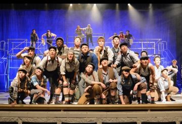 Davis High's Newsies exceeds high expectations