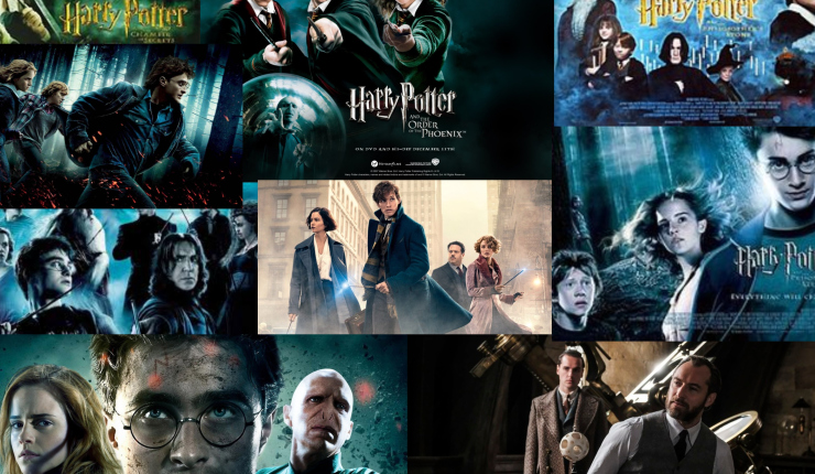 Harry Ranking Hullaballoo: All Ten Films in the Harry Potter Universe Ranked