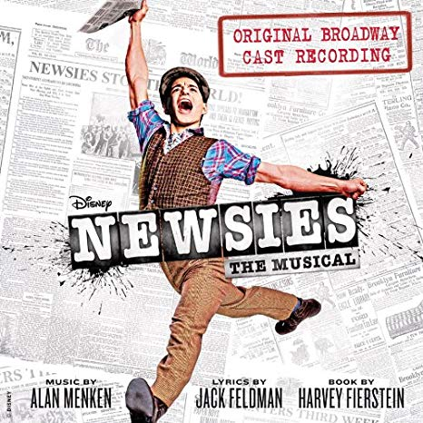 Disneys Newsies at Davis High