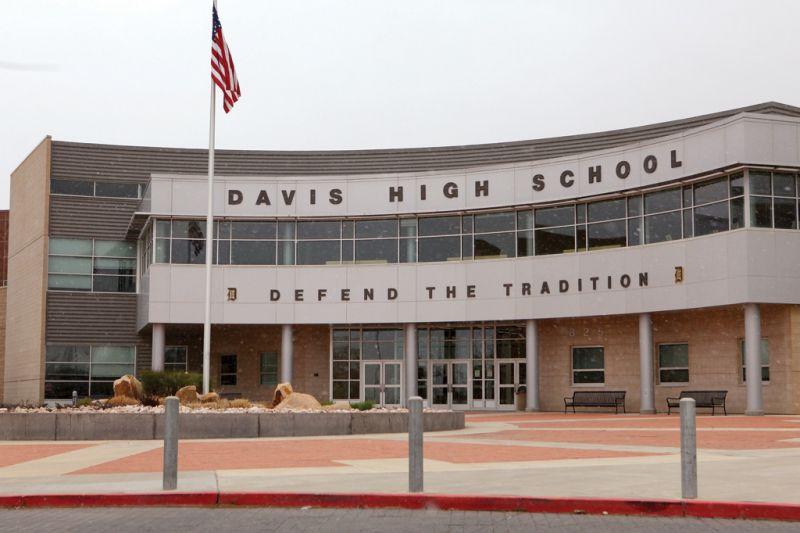 The+maze+of+Davis+High