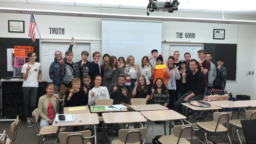 Canned Food Drive: Frey sets new standard with landslide victory