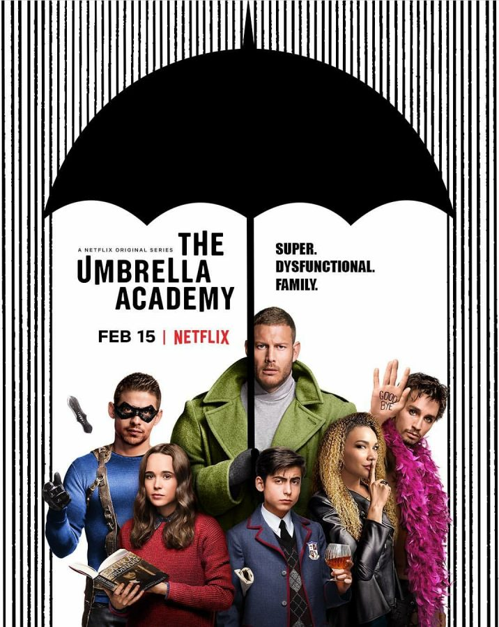 The Umbrella Academy; Netflix's brand new super adaptation