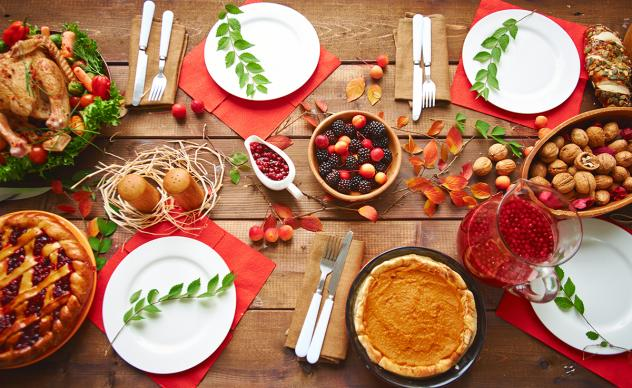 Holiday Foods Around the World