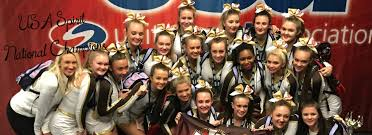 Davis Cheer shines in California nationals