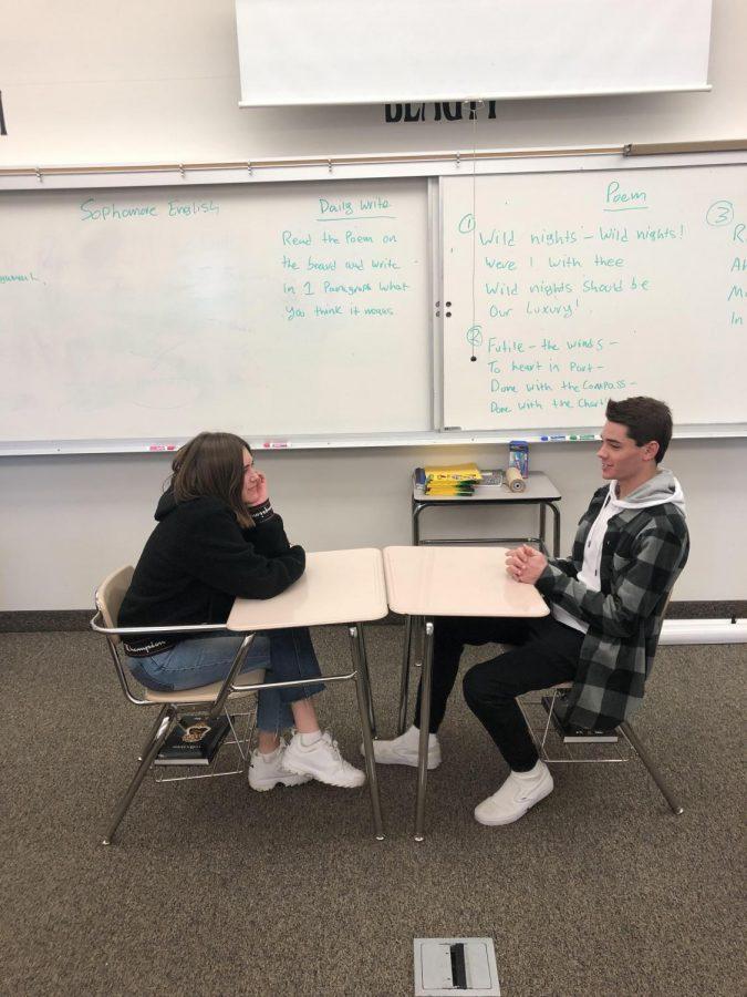 Will speed dating save dateless Davis?