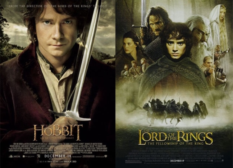 Lord of the Rings is better than The Hobbit, Change my Mind.