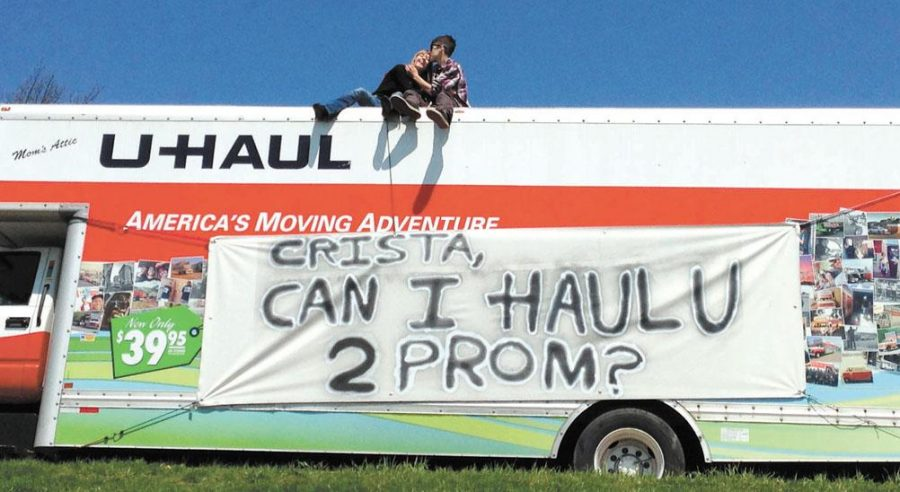 How to successfully get a prom date