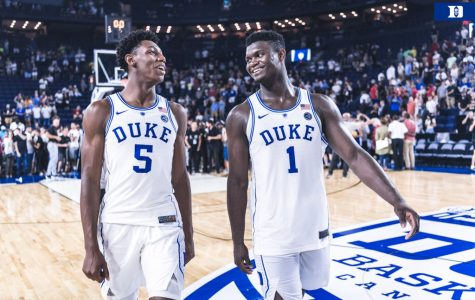 Duke heading into NCAA tournament