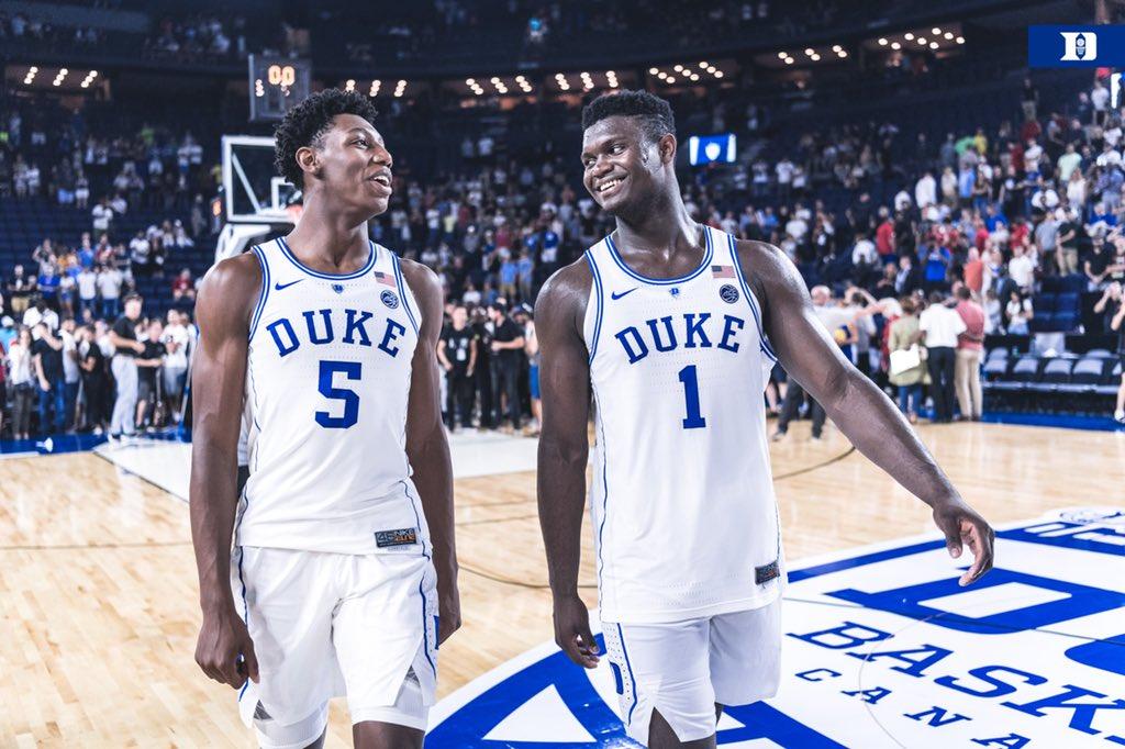 Duke heading into NCAA tournament – The Dart